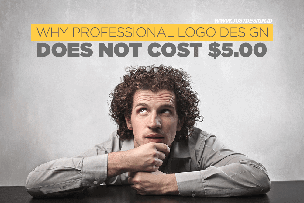 Why Professional Logo Design Does Not Cost $5.00